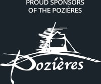 Proud Sponsors of the Pozieres